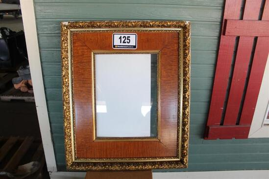 Picture Frame w/ Gilded Trim