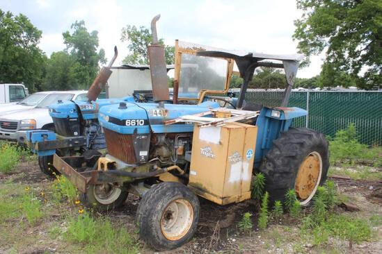 1997 FORD 6610 NEW HOLLAND PARTS/REPAIRS