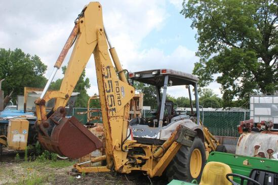 1999 FORD 555E NEW HOLLAND PARTS/REPAIRS