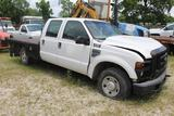 2008 FORD F350 FLATBED PARTS/REPAIRS