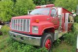 1983 GMC TOP KICK FIRE TRUCK PARTS/REPAIRS
