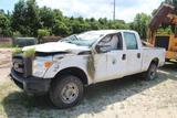 FORD F250 WRECKED TRUCK PARTS/REPAIRS