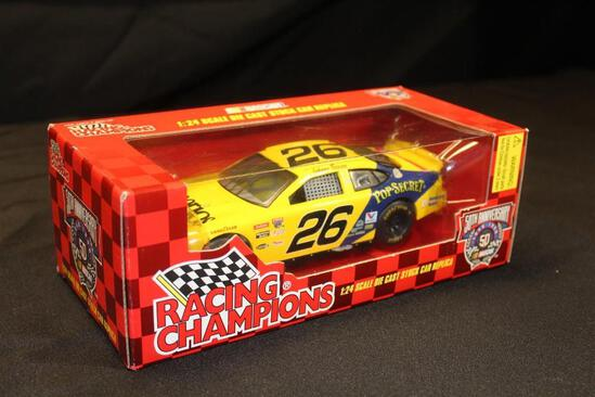 1998 Racing Champions 50th Anniversary #26, 1:24 Scale Die Cast Stock Car replica