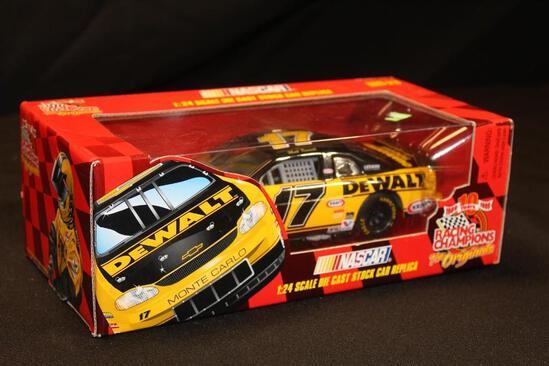 "1999 Racing Champions ""The Originals"" #17, 1:24 Scale Die Cast Stock Car Replica"