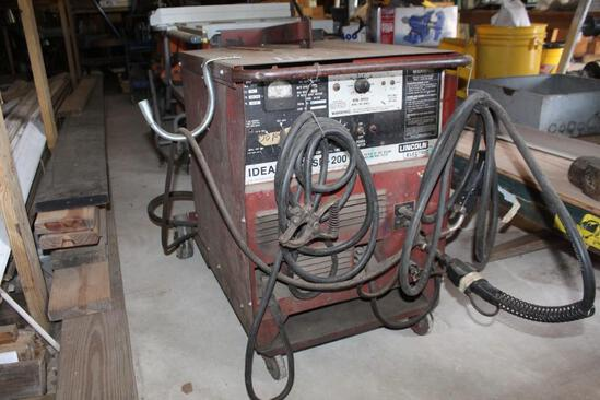 LINCOLN ELECTRIC IDEAL ARC SP200