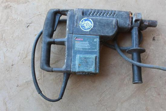 BOSCH 11232 EVS HAMMER DRILL W/ CASE