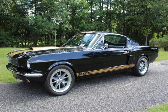 """1966 FORD SHELBY GT350H MUSTANG """"TRIBUTE"""""""