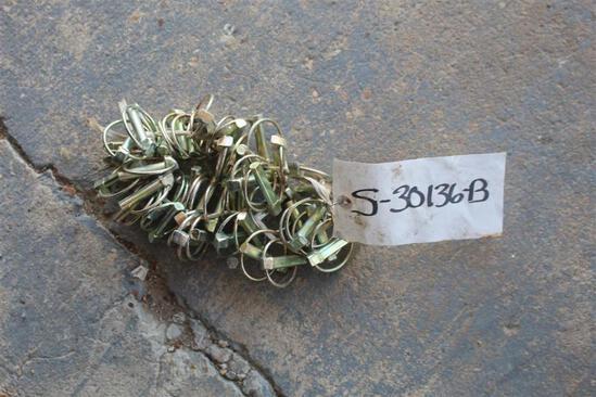 FORD LYNCH PINS 50 PER BUNDLE