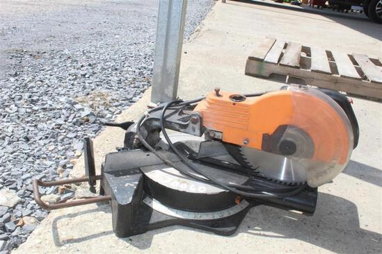CHICAGO ELECTRIC 10IN MITER SAW