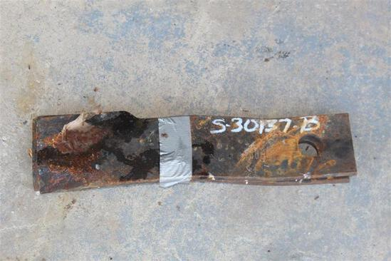2 LARGE ROTARY CUTTER BLADES