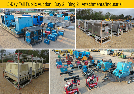 3-Day Fall Auction | Day 2 | Ring 2 | October 15th