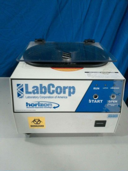 LABCORP HORIZON Centrifuge       Auctions Online   Proxibid
