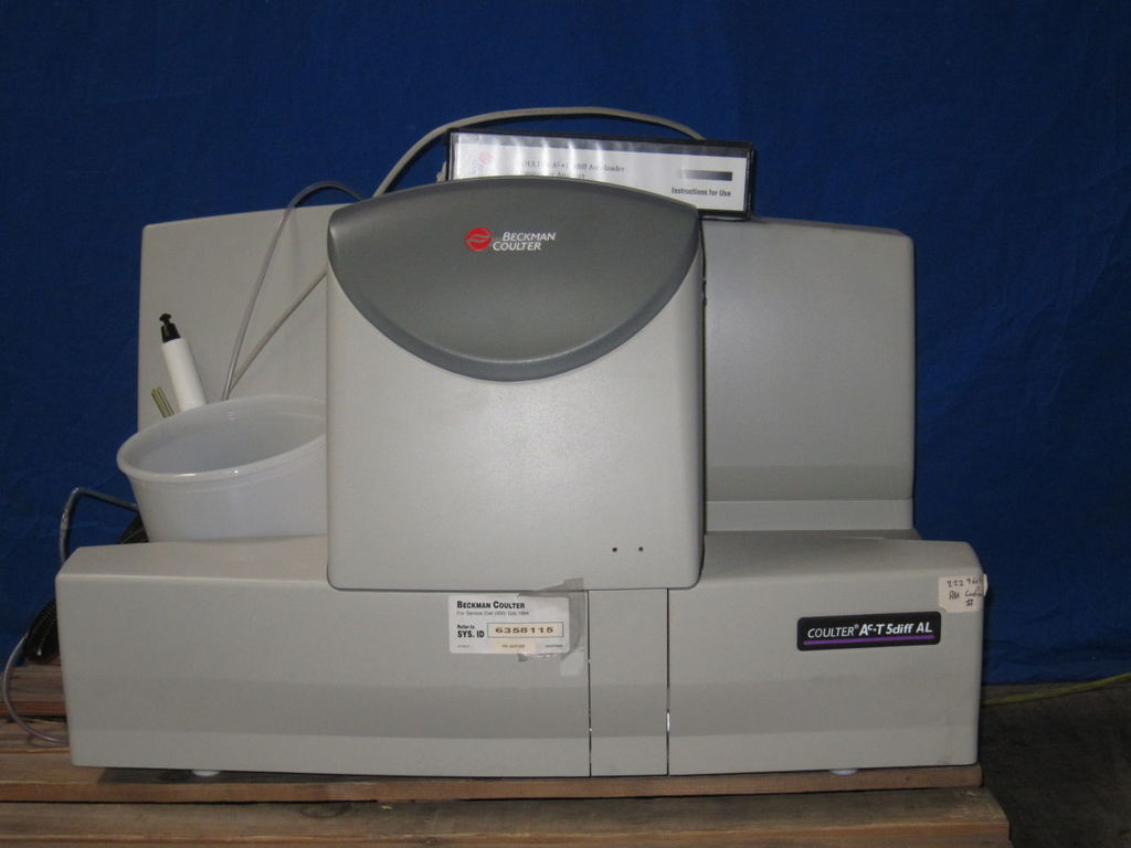 BECKMAN COULTER AC T 5diff AL     Auctions Online | Proxibid