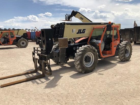 2018 JLG 1055 Telehandler, s/n 160083809, 10,000 Maximum Lift Capacity, 55' Maximum Lift Height,