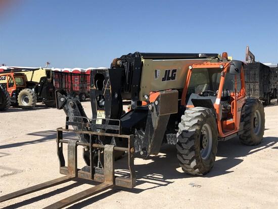 2017 JLG 1055 Telehandler, s/n 160083315, 10,000 Maximum Lift Capacity, 55' Maximum Lift Height,