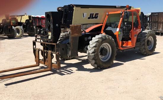 2017 JLG 1055 Telehandler, s/n 160083665,10,000 Maximum Lift Capacity, 55' Maximum Lift Height, 10