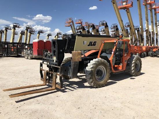 2017 JLG 1055 Telehandler, s/n 160083667, 10,000 Maximum Lift Capacity, 55' Maximum Lift Height,