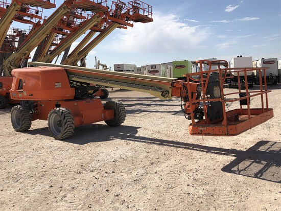 "2017 JLG 600S Telescoping Boom Lift, s/n 300237086, 59'8"" Max Platform Height, 1000 Lb. Platform"