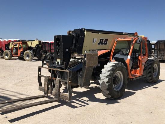2018 JLG 1055 Telehandler, s/n 160083883, 10,000 Maximum Lift Capacity, 55' Maximum Lift Height,