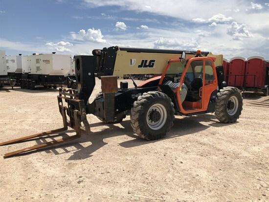 2018 JLG 1055 Telehandler, s/n 160083881, 10,000 Maximum Lift Capacity, 55' Maximum Lift Height,