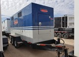 1999 CUMMINS 350 Portable Power Generator, 438 KVA/350 KW, Pintle Hitch Style, 3-Axle, Rear Lug, 7,9