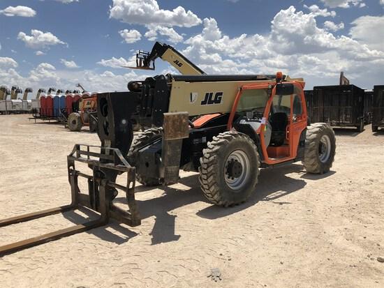 2018 JLG 1055 Telehandler, s/n 160084193, 10,000 Lb. Maximum Lift Capacity, 55' Maximum Lift Height,