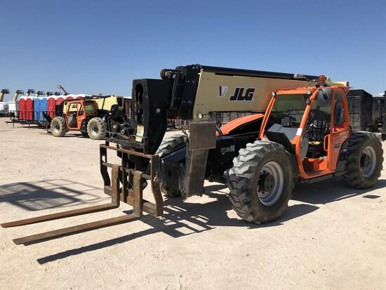 2018 JLG 1055 Telehandler, s/n 160084199 , 10,000 Lb. Maximum Lift Capacity, 55' Maximum Lift Height