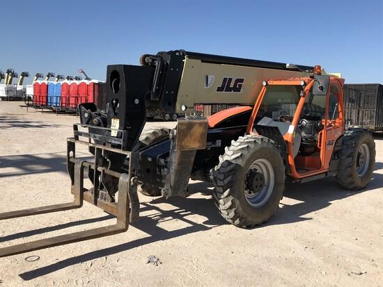 2018 JLG 1055 Telehandler, s/n 160084303, 10,000 Lb. Maximum Lift Capacity, 55' Maximum Lift Height,