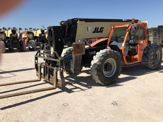 2018 JLG 1055 Telehandler, s/n 160085158, 10,000 Lb. Maximum Lift Capacity, 55' Maximum Lift Height,