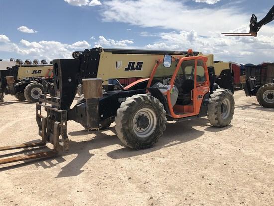 2018 JLG 1055 Telehandler, s/n 160083974, 10,000 Lb. Maximum Lift Capacity, 55' Maximum Lift Height,