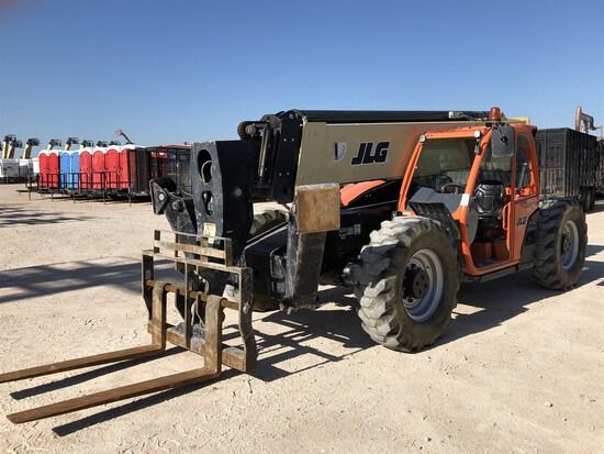 2018 JLG 1055 Telehandler, s/n 160083973, 10,000 Lb. Maximum Lift Capacity, 55' Maximum Lift Height,