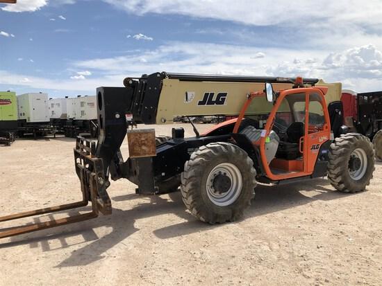 2018 JLG 1055 Telehandler, s/n 160084201, 10,000 Lb. Maximum Lift Capacity, 55' Maximum Lift Height,