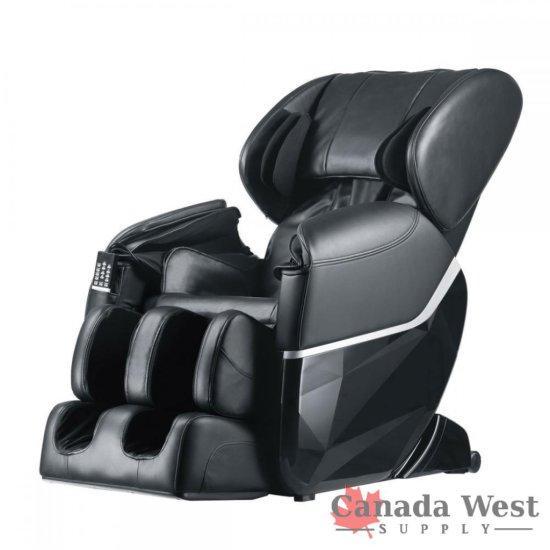 New Full Body Shiatsu Massage Chair Foot Roller Zero Gravity with Heat EC77