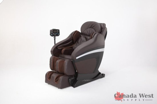 TOTAL MASSAGE 3D HEAT ZERO GRAVITY MASSAGE CHAIR