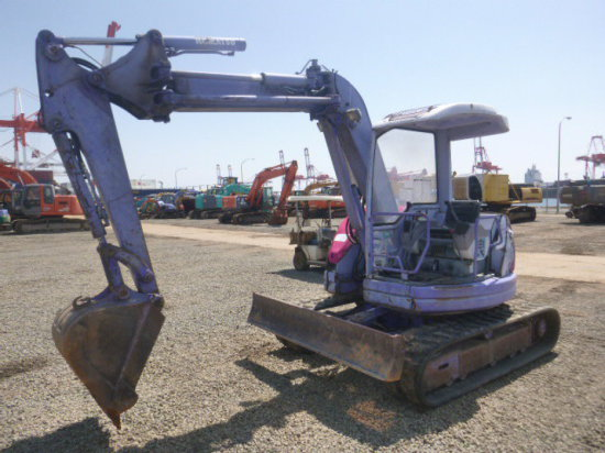 KOMATSU PC50UU 2 1992 Heavy Construction Equipment