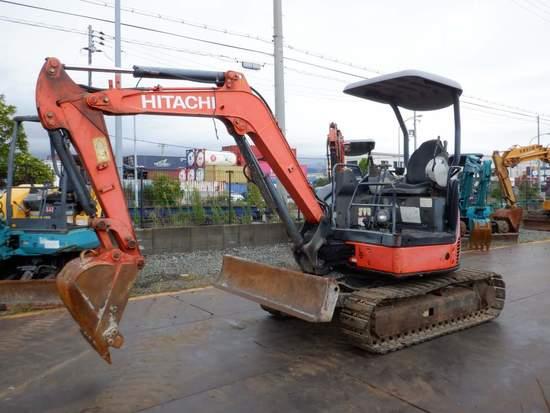 HITACHI ZX30U-3 20386