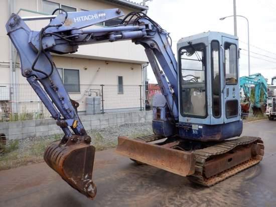 HITACHI EX40UR-2 1113