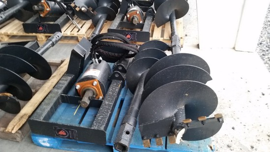 2020 Wolverine Post Hole Auger 'NEW'