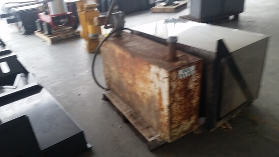 Diesel Fuel Transfer Tank