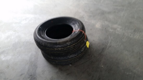 Trailer Tires  'Pair of 2 - NEW'