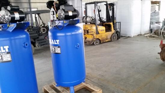 Air Compressor - 80 Gallon  'NEW'