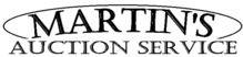Martin's Auction Service