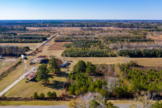 Online Only Auction. 106 acres in Kingstree SC