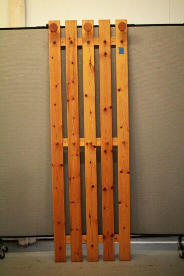 Pine Hat/Coat Rack