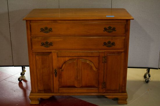 Kling Furniture Solid Maple Buffet