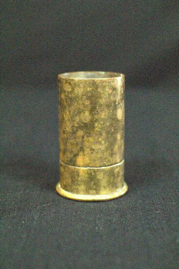 "Brass Shot Glass ""Little Shot"""