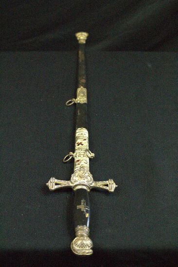 The M.C. Lilley & Co. Columbus, Ohio Sword