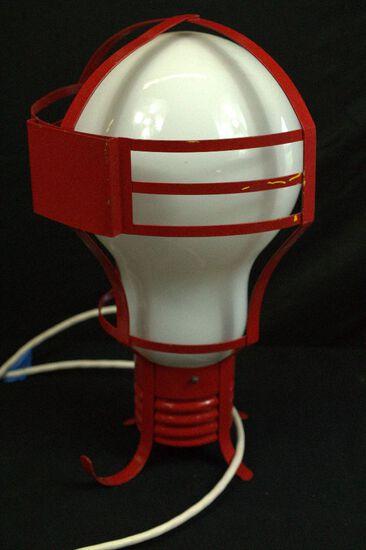 Hanging Lightbulb Light