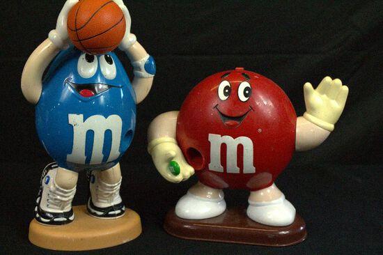 2 Mr. M & M's