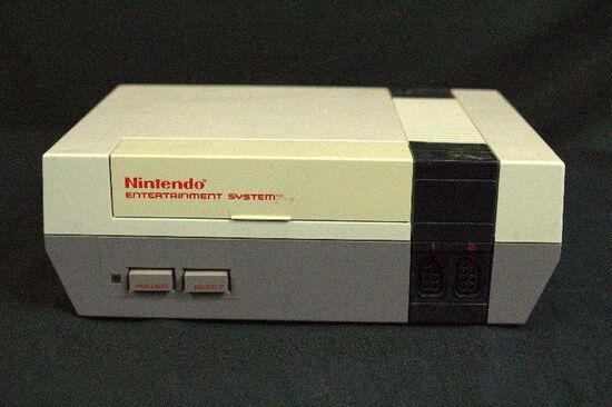Nintendo Entertainment System 1985 No Cords